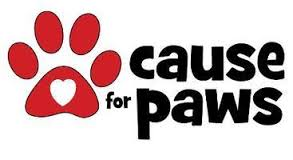 Cause for Paws logo