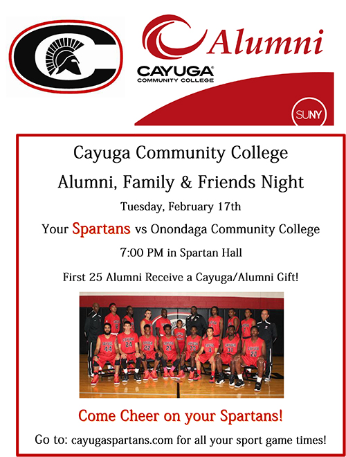 Alumni Nite-CCC Men's Basketball