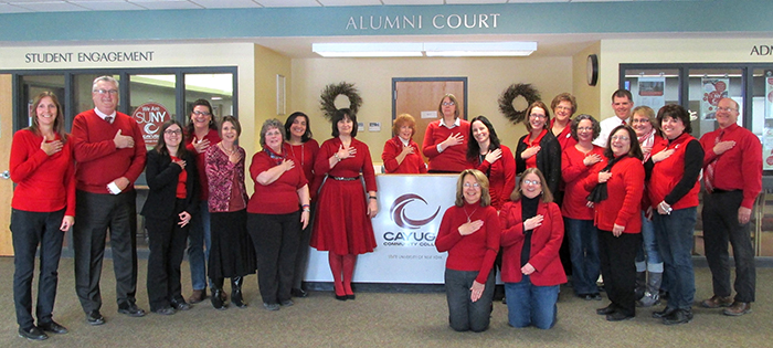 Cayuga Wear Red-Auburn Campus