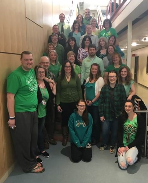 St. Patrick's Day - Fulton Campus-CROPPED