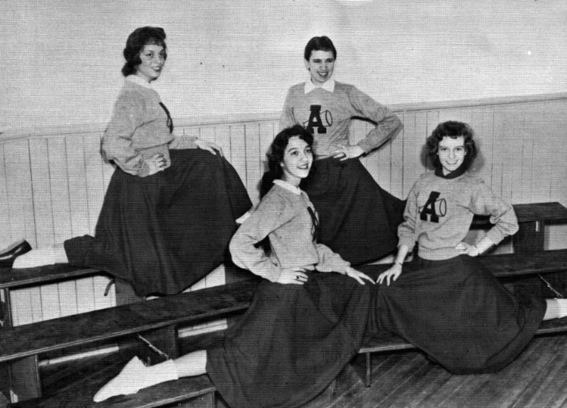 1955-accs-first-cheerleading-squad