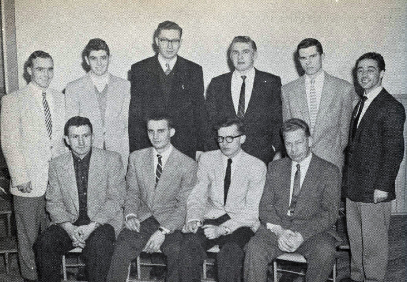 1956-collegian-staff