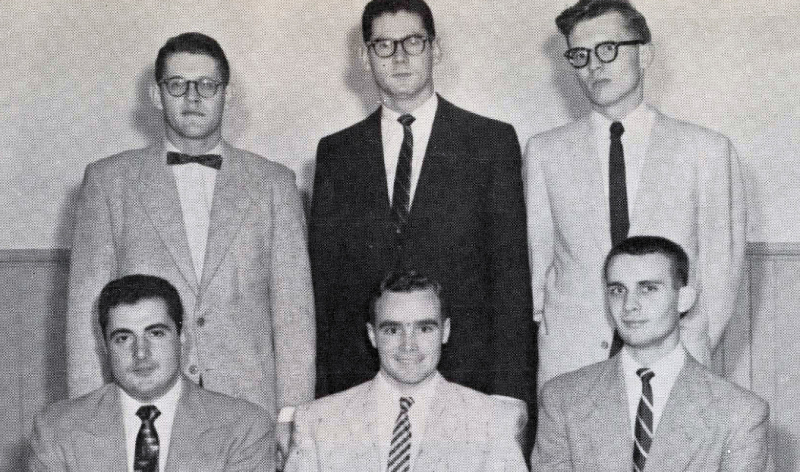 1957-january-graduating-class