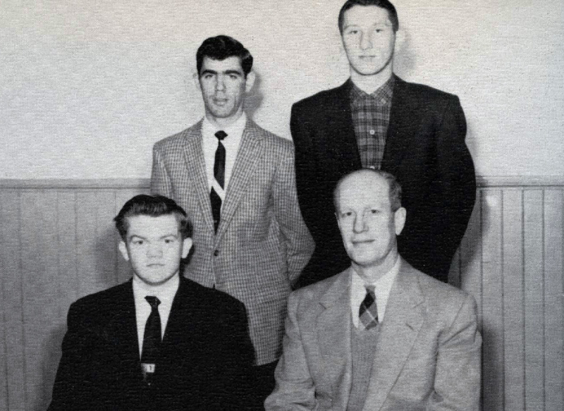 1957-sophomore-class-officers-001