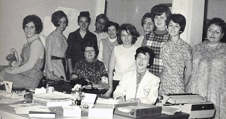 faculty-secretaries-1969