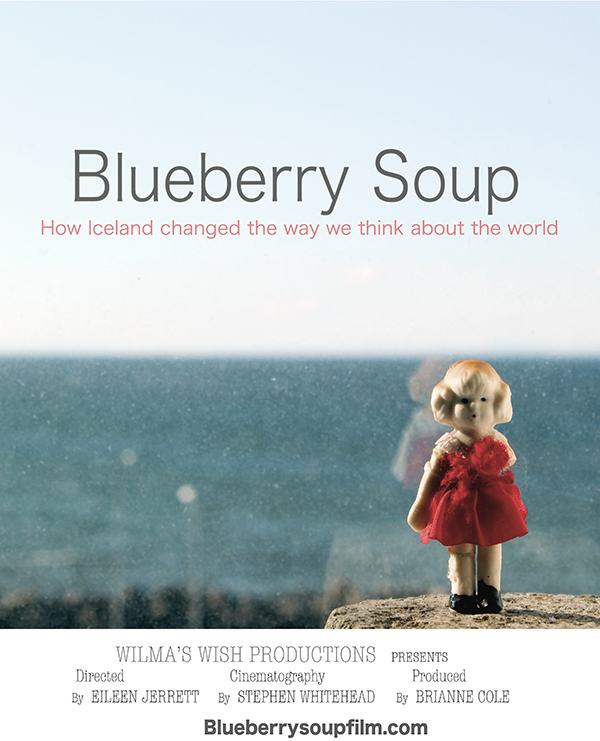 Blueberry Soup Poster (primary)