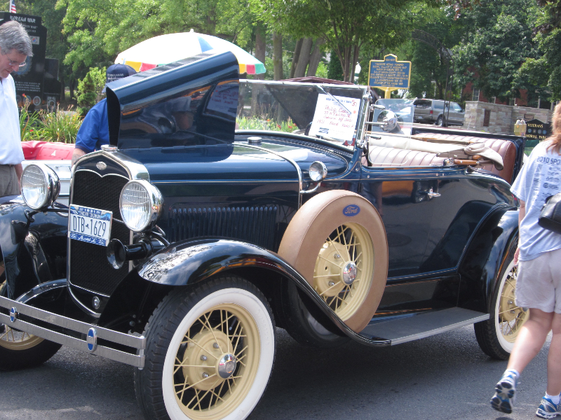 vintage-cars-1931-ford-model-a