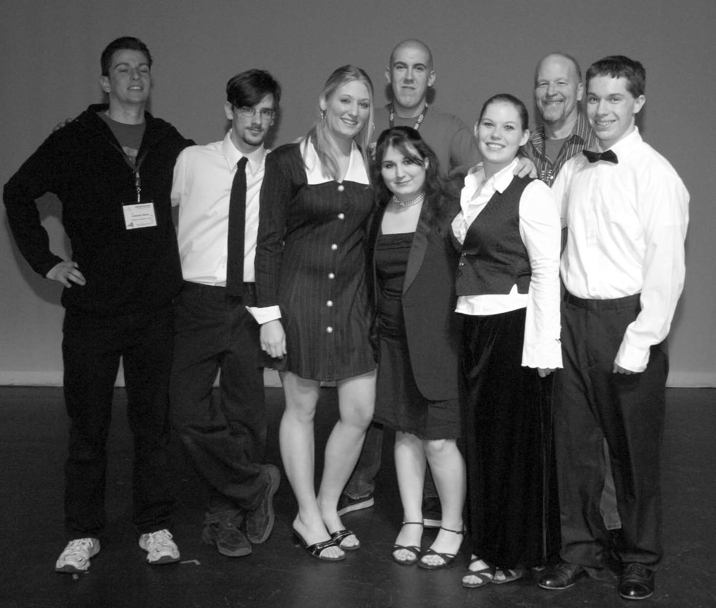 Cast and Crew of Harlequin Productions - Spartan 2008.jpg