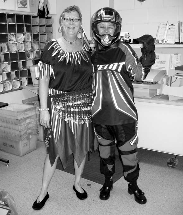 D. Schlappi '96 and N. Decker '04 -Halloween - Spartan 2008.jpg