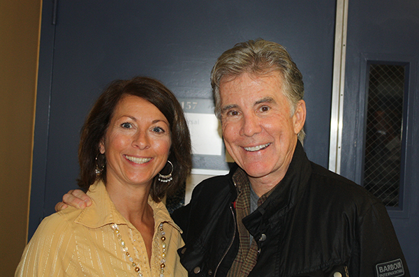 John Walsh and Mary Kriever